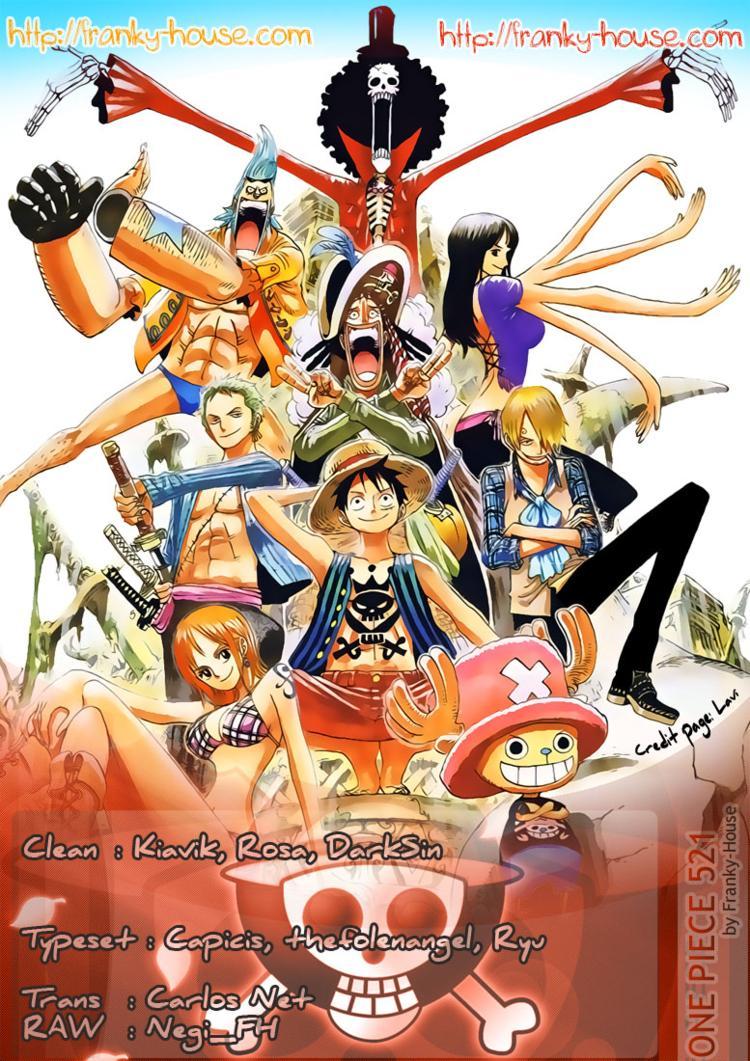 One Piece Chap 529 - Truyen.Chap.VN