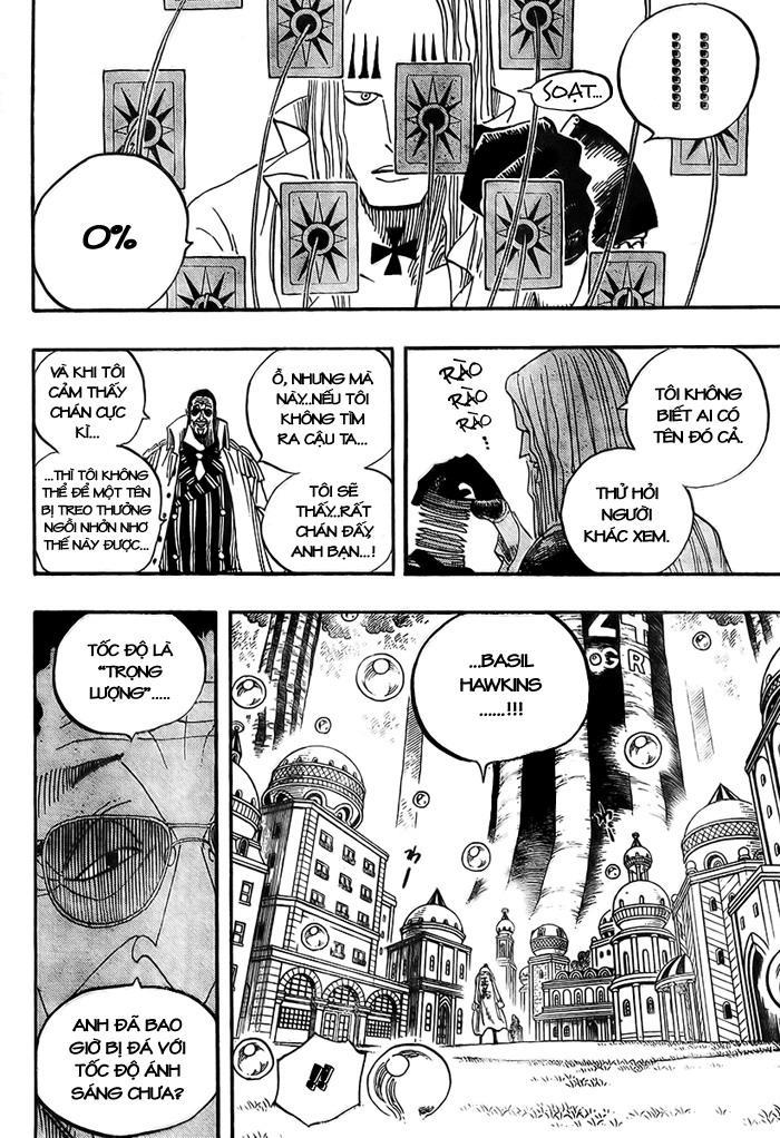 One Piece Chap 508 - Truyen.Chap.VN