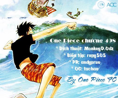 One Piece Chap 498 - Truyen.Chap.VN
