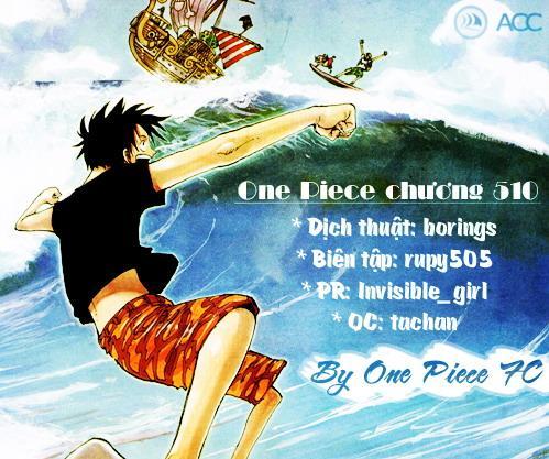 One Piece Chap 510 - Truyen.Chap.VN
