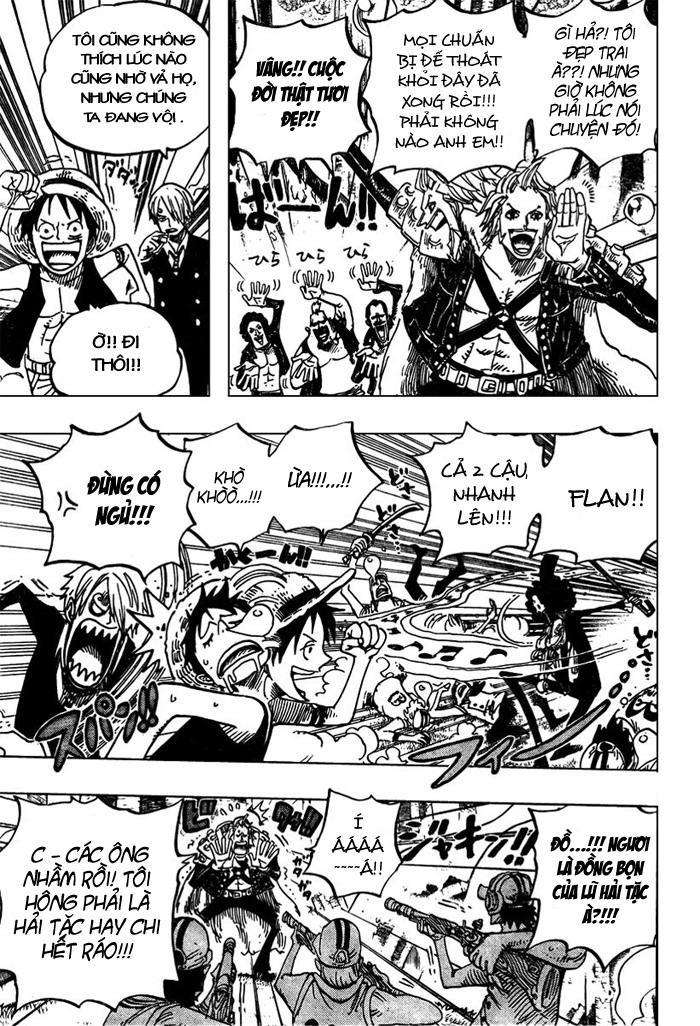 One Piece Chap 505 - Truyen.Chap.VN