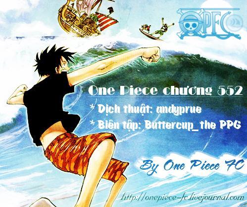 One Piece Chap 552 - Truyen.Chap.VN