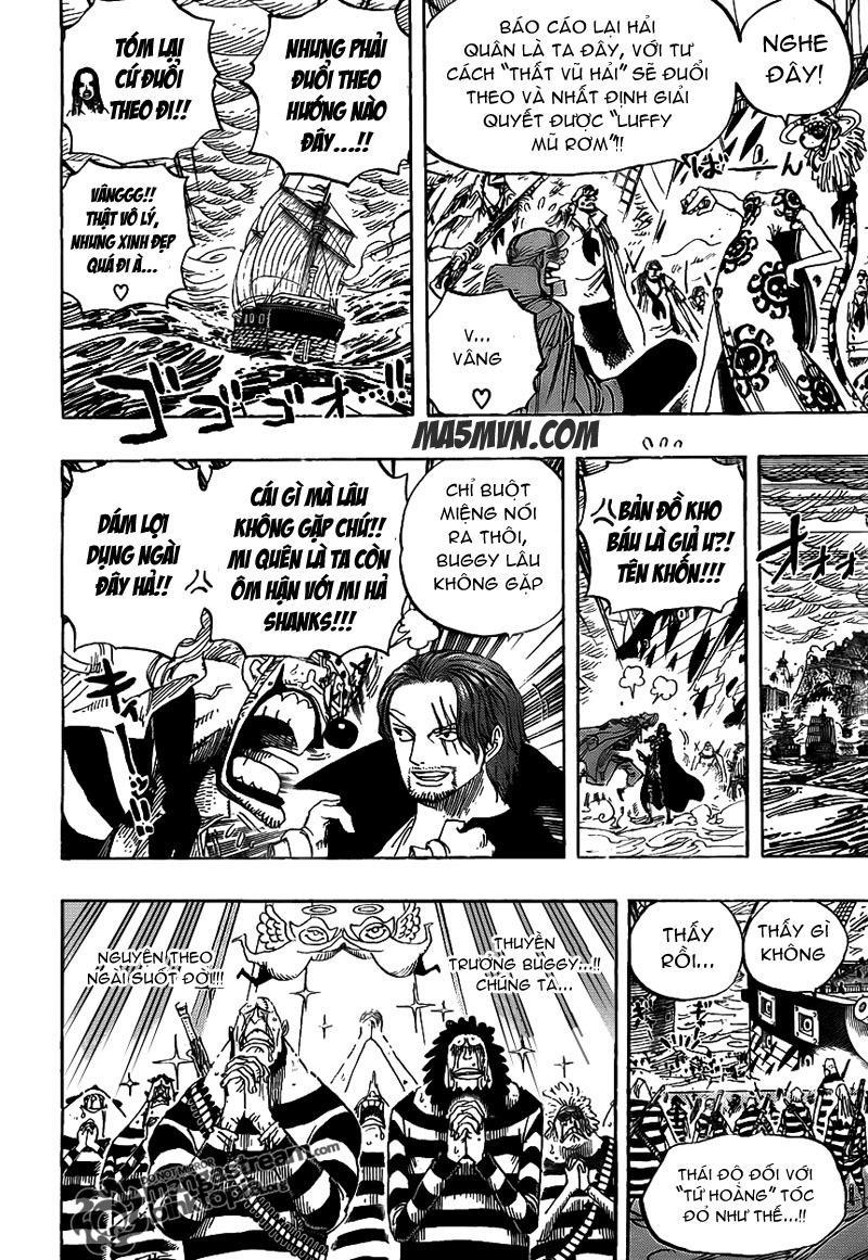 One Piece Chap 580 - Truyen.Chap.VN