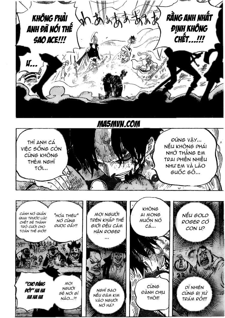 One Piece Chap 574 - Truyen.Chap.VN