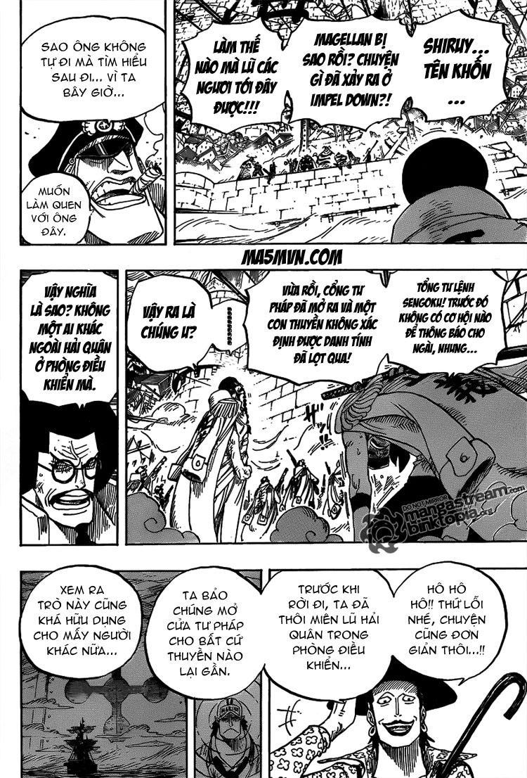 One Piece Chap 576 - Truyen.Chap.VN