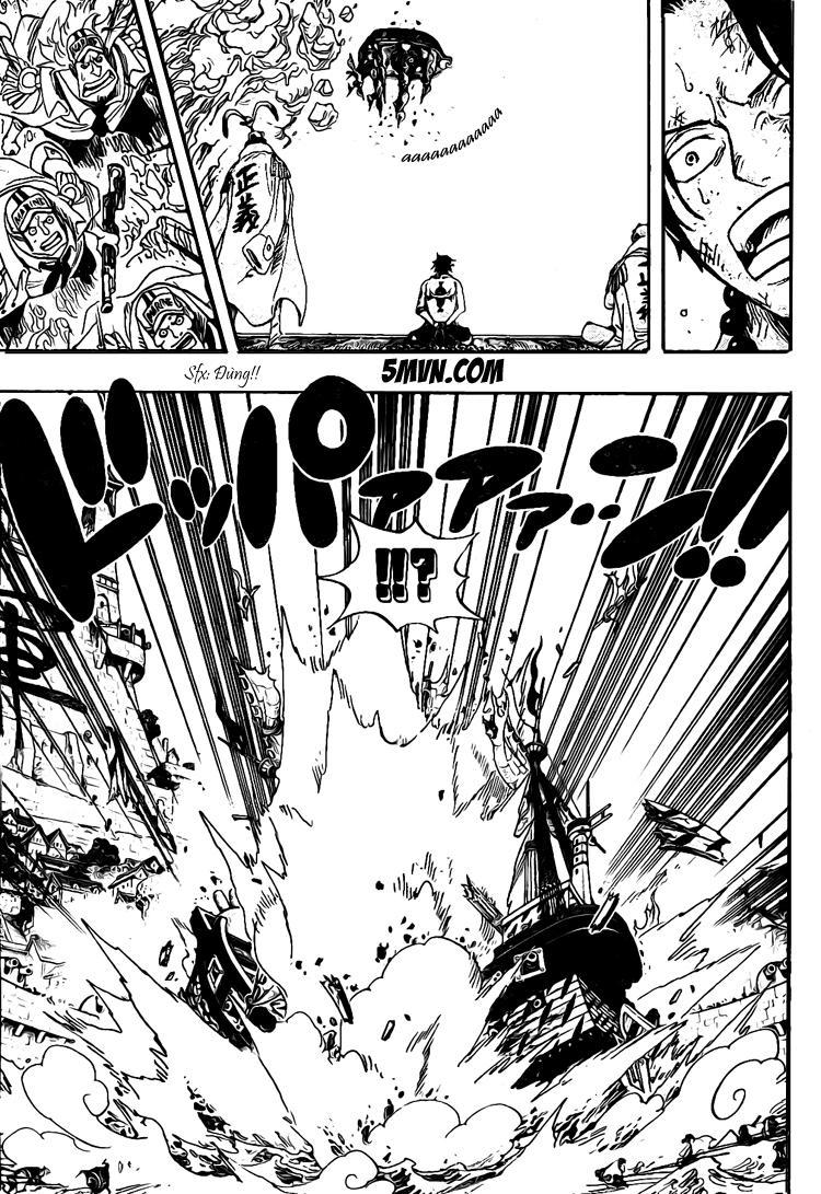 One Piece Chap 557 - Truyen.Chap.VN