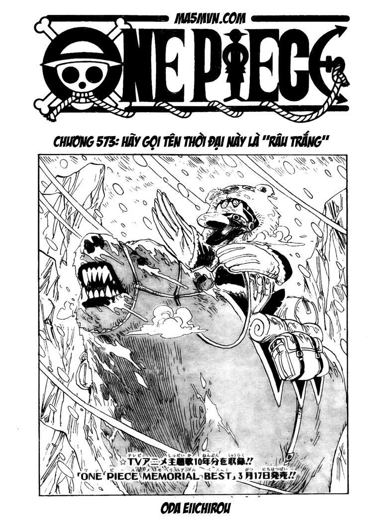 One Piece Chap 573 - Truyen.Chap.VN