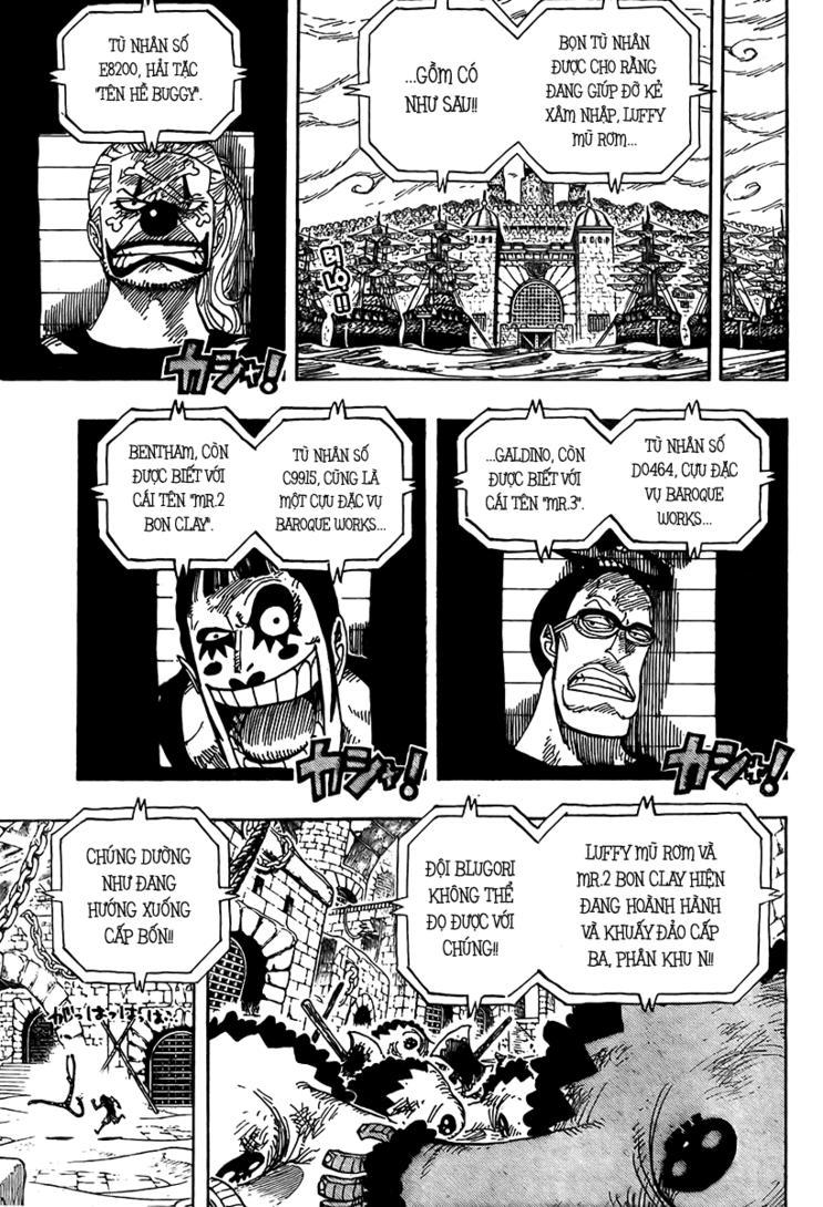 One Piece Chap 532 - Truyen.Chap.VN