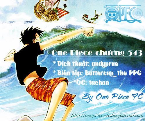 One Piece Chap 543 - Truyen.Chap.VN