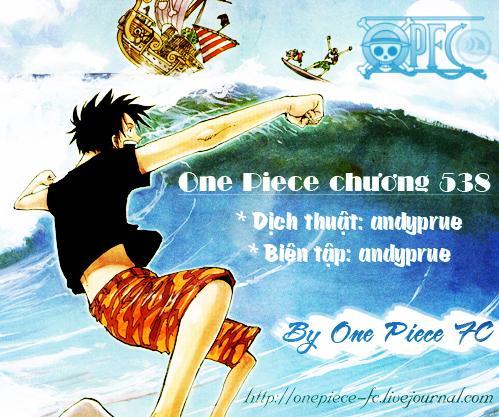 One Piece Chap 538 - Truyen.Chap.VN