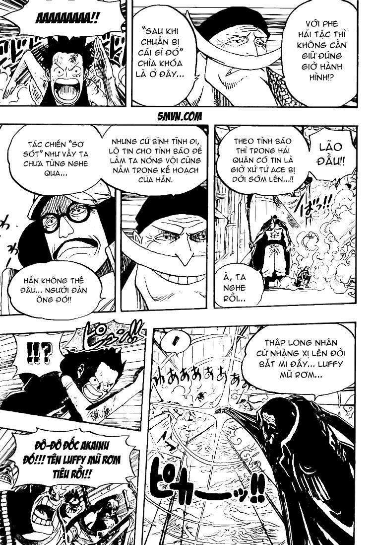 One Piece Chap 558 - Truyen.Chap.VN