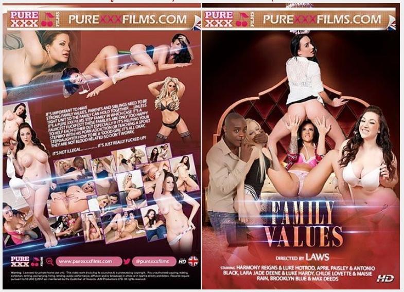 Family Values SD 540p