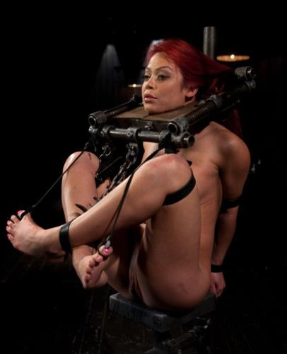 Mia Lelani - Voluptuous Mia Lelani is pushed to the limit. How much torment can she take? (SD)