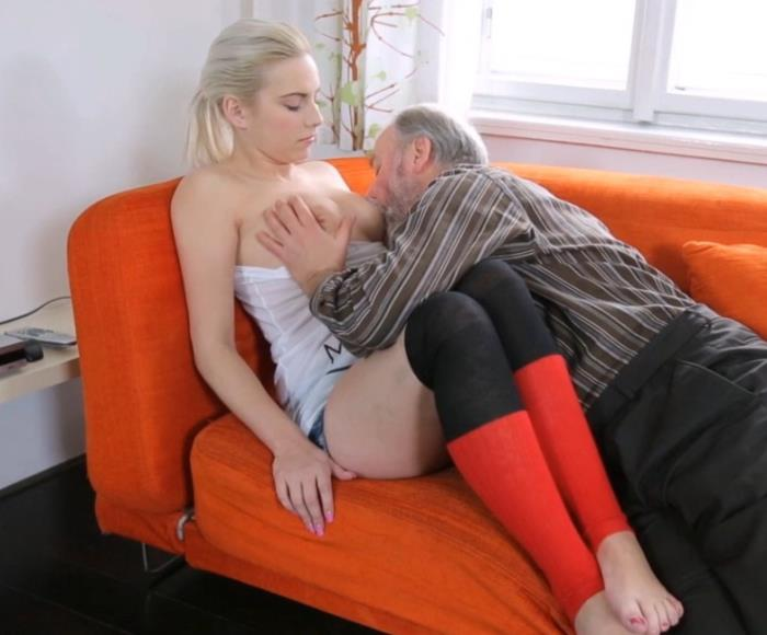 OldGoesYoung.com - Olga - Olga Olga and old goes young guy fuck in storage unit [2019 HD] (Old, Young, All Sex)