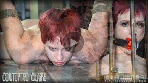 Claire Adams - Contorted Claire 2 (HD)