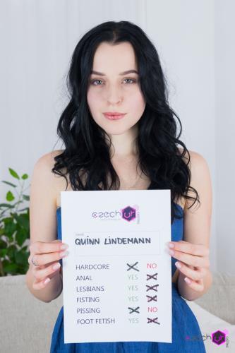 Quinn Lindemann - Beautiful Brunette Quinn (UltraHD/2K)