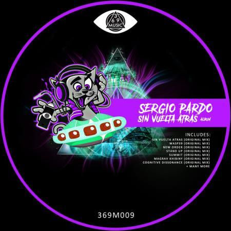 Sergio Pardo - Sin Vuelta Atras Album (2019)