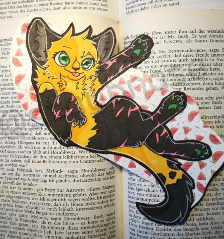♡Warrior Cats Lesezeichen und mehr♡ [OPEN] 557sa3hz
