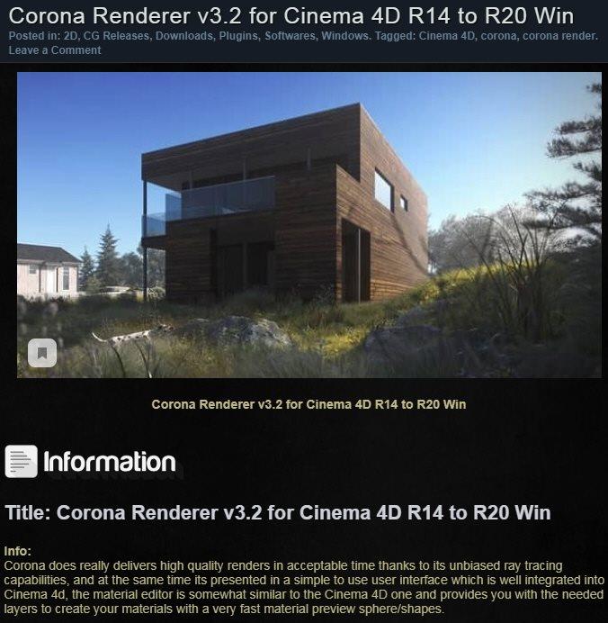 Cinema 4D +Corona render - Страница 3 Ofu9drzw