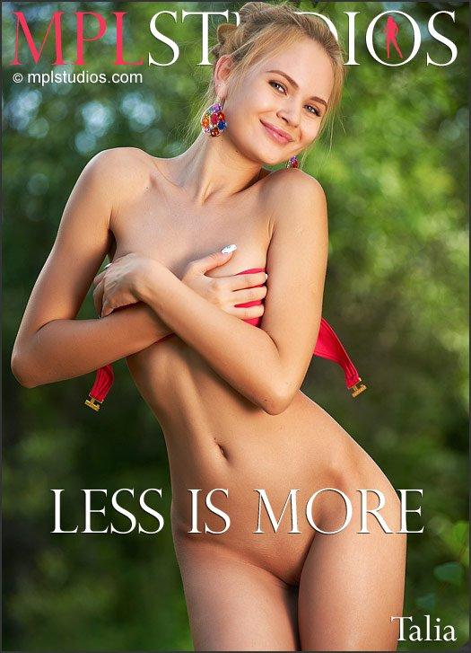 Talia - Less Is More (x82)