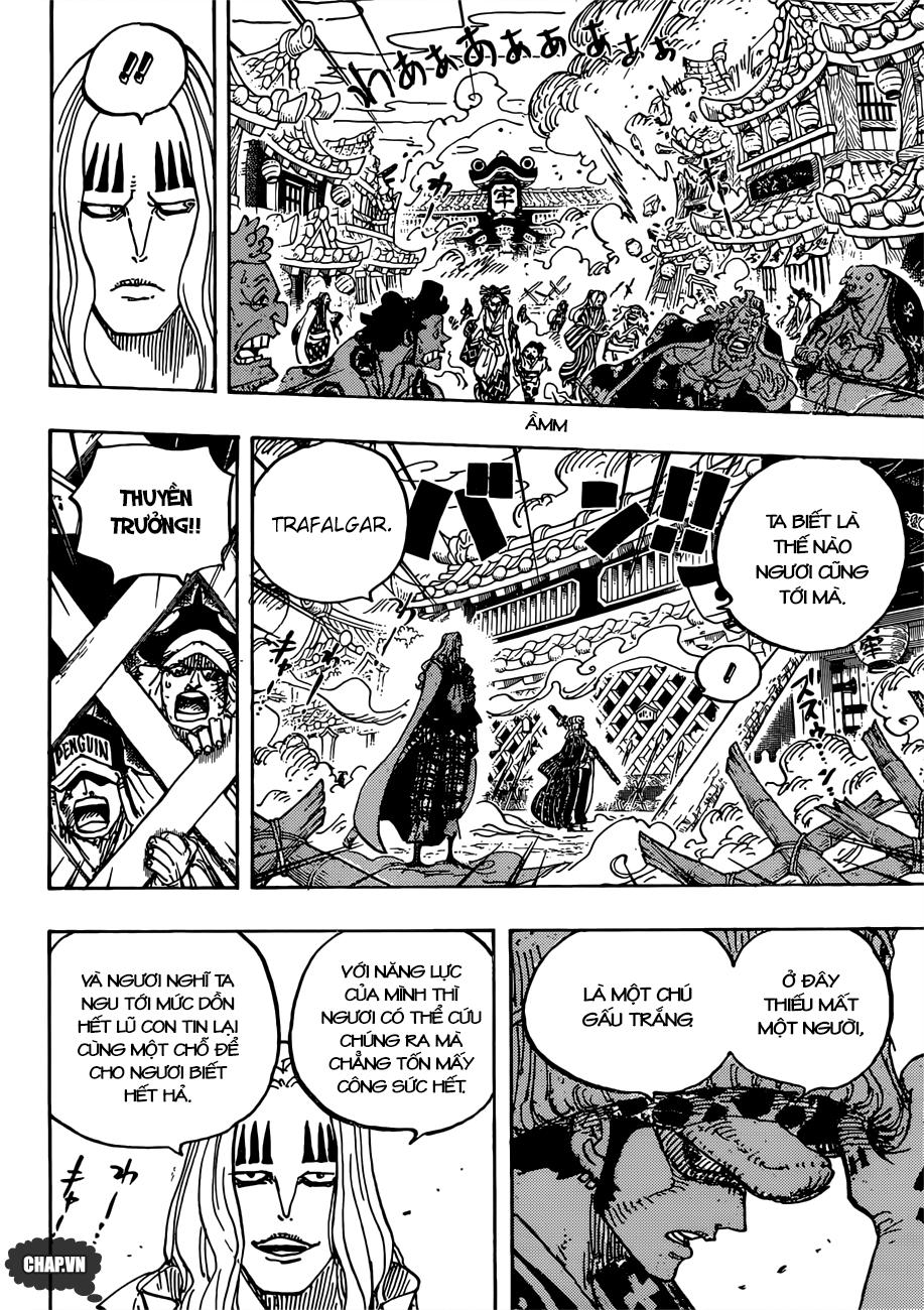 One Piece Chap 945 - Truyen.Chap.VN