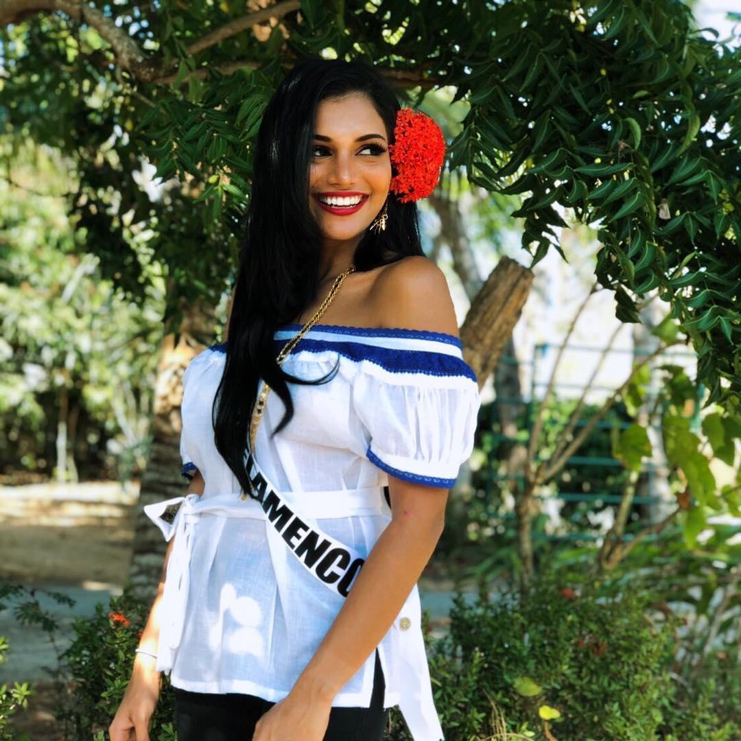 miss universe panama 2019 esta bonita carismatica, mas... Fiulunpl