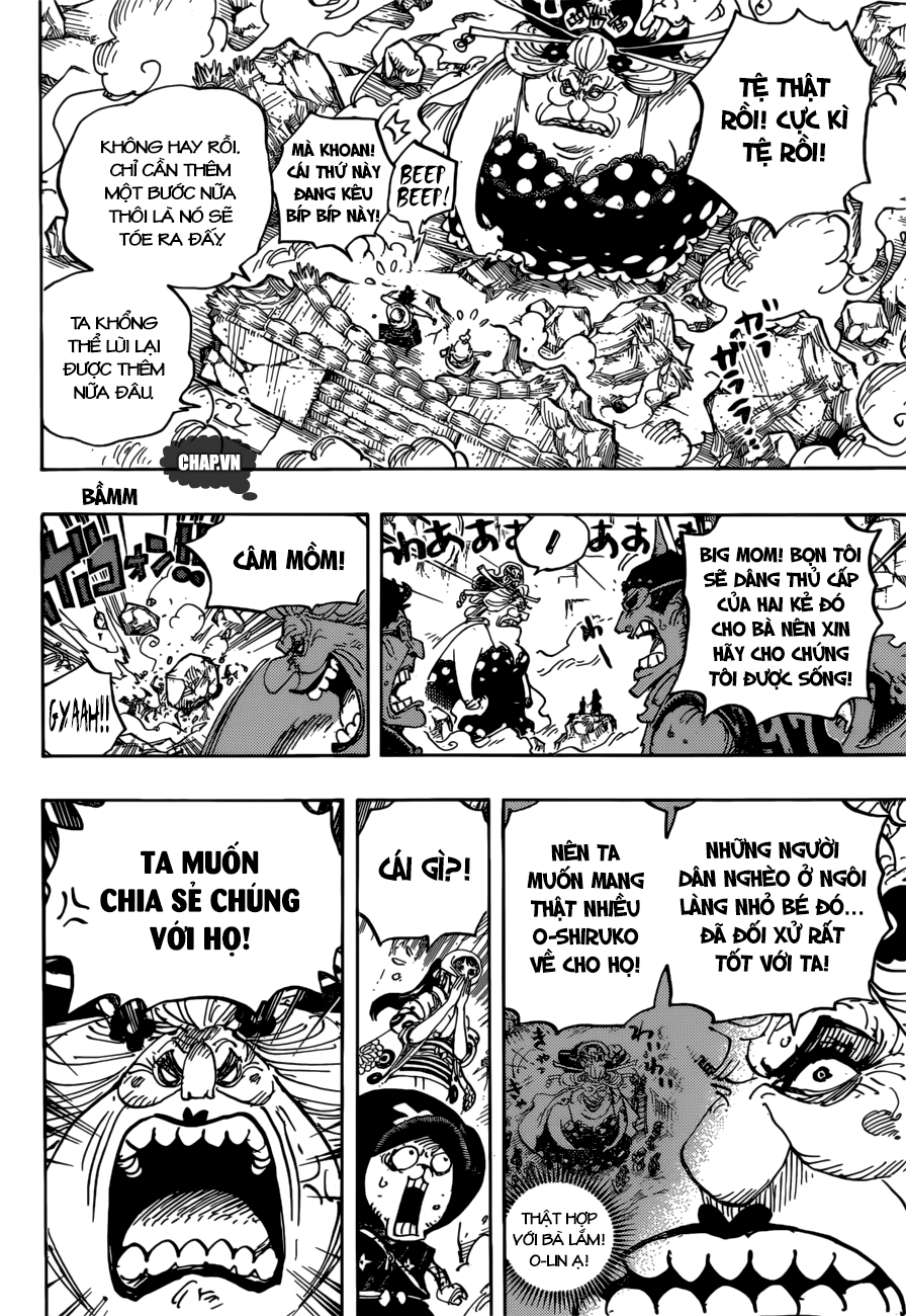 One Piece Chap 946 - Truyen.Chap.VN