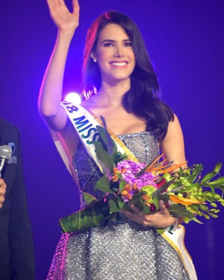 miss international 2018 durante final de senorita panama 2019. Vmchxd4b