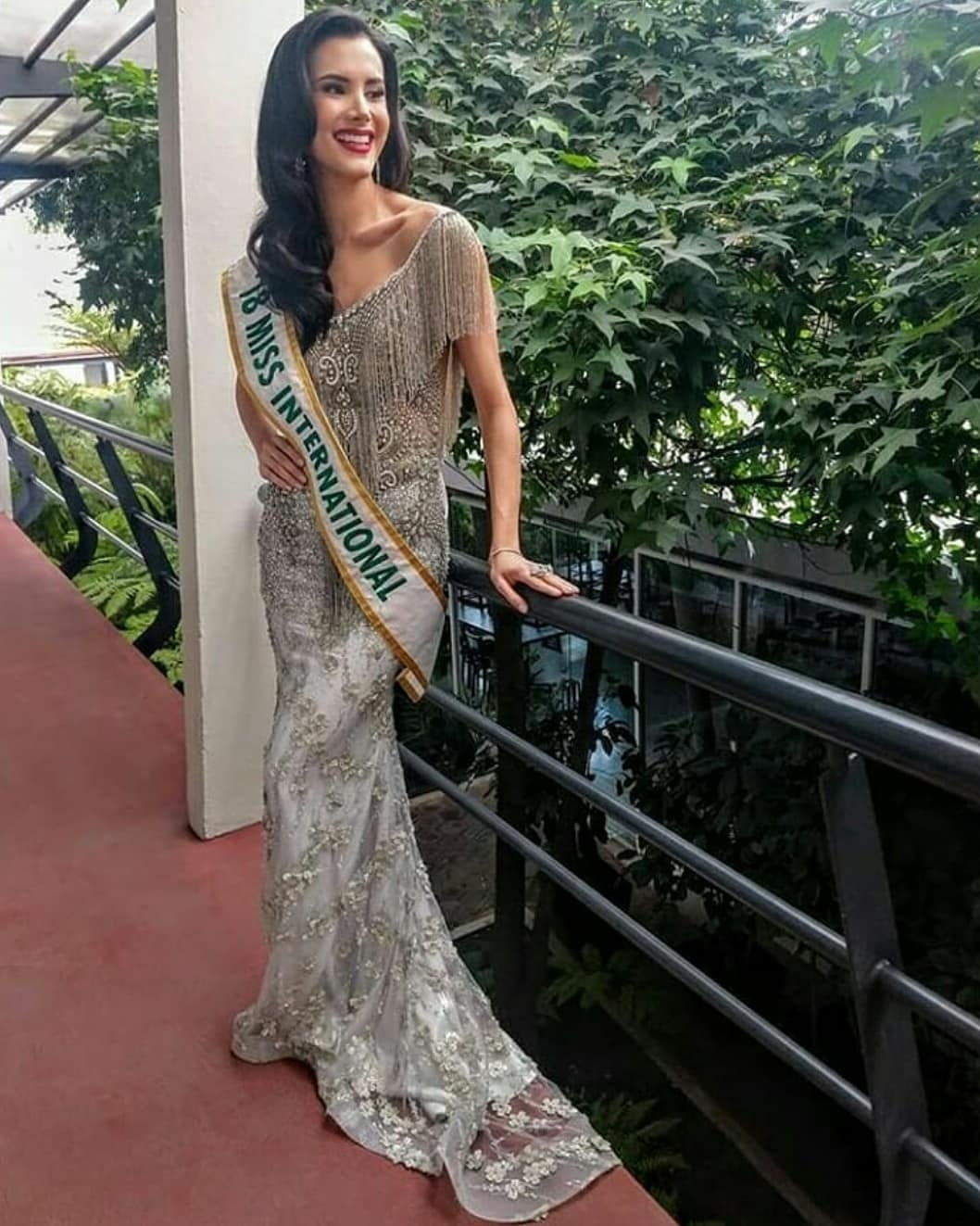 miss international 2018 visitando mexico para final de mexicana universal 2019. Zt7zdcm7