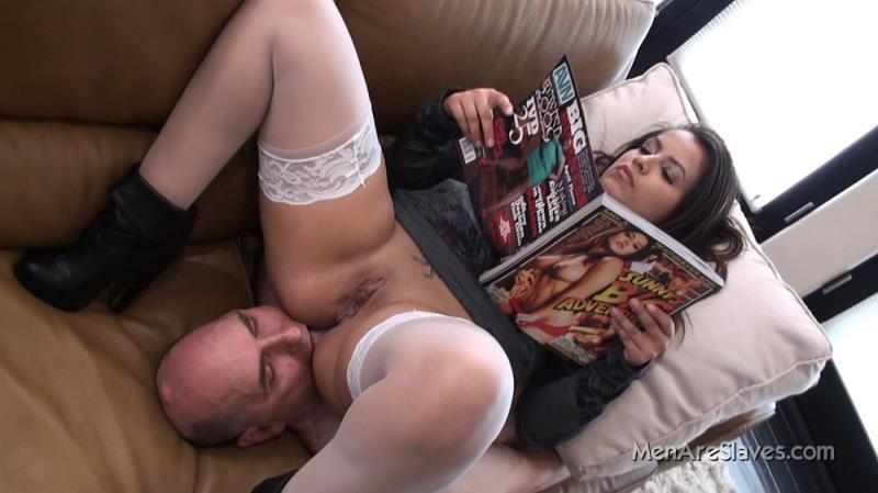 MenAreSlaves.com - Pepper Foxxx - Devoted To Her Ass [FullHD 1080p]