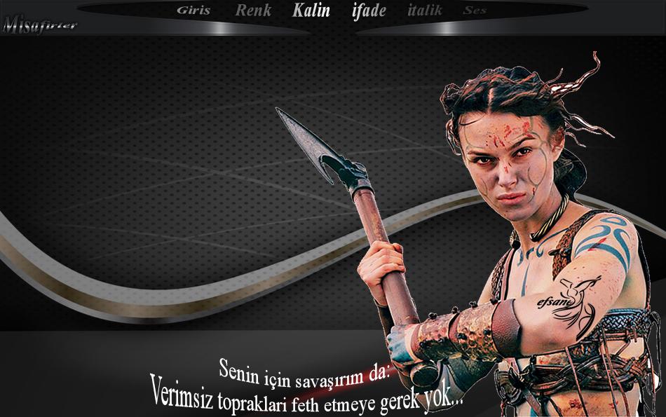 Efsane Ustadan Flatcast Radyo Teması ---->>``Senin için savaşırım da´´