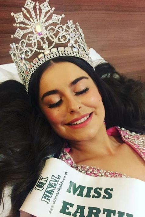 Por primera vez en la historia, Miss Inglaterra tendrá que ser guapa sin maquillaje 486gyh75