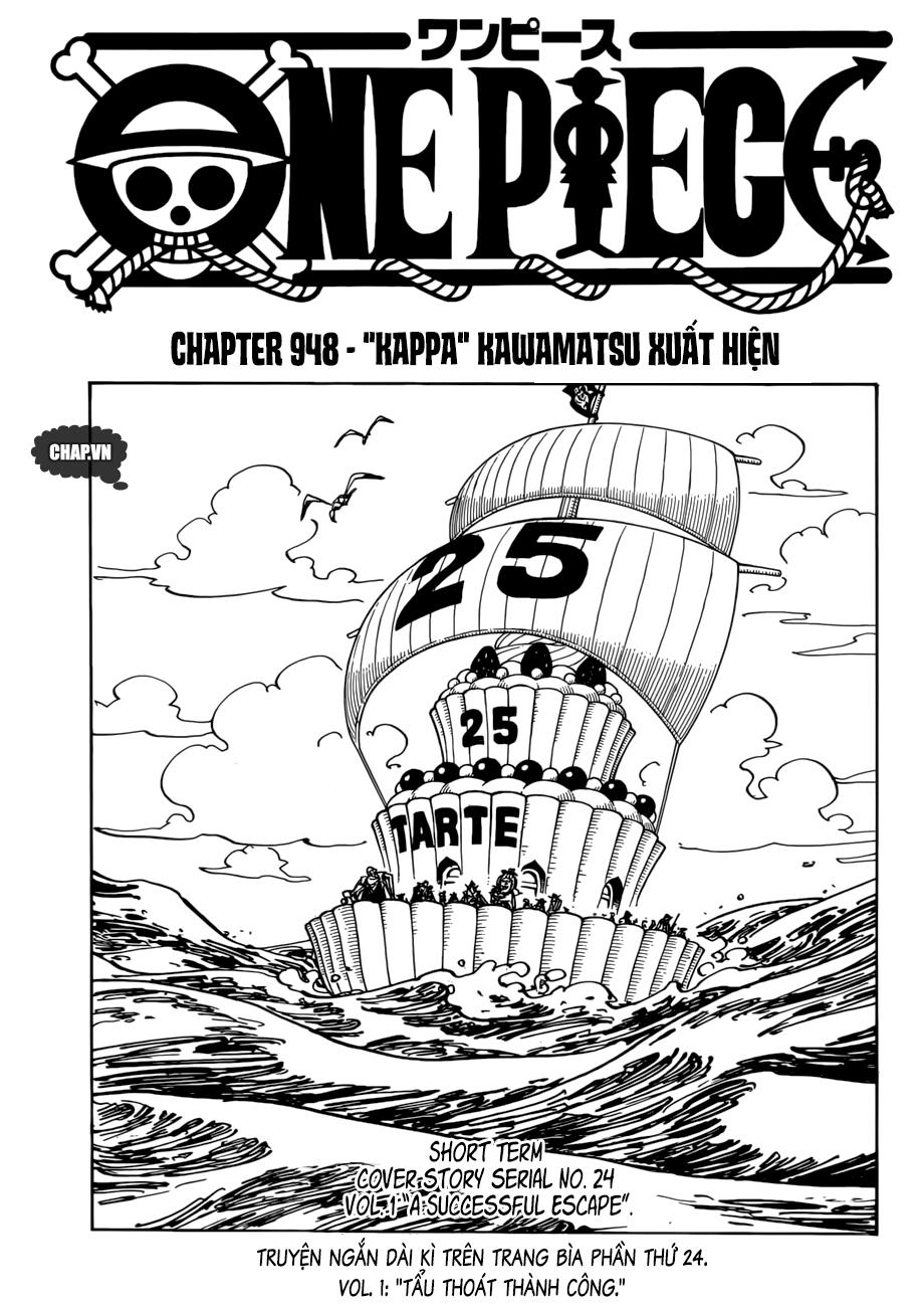 One Piece Chap 948 - Truyen.Chap.VN