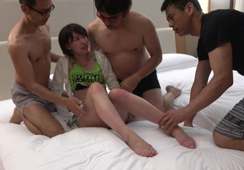 Satomi, Nanami, Mari - Hardcore (FullHD)