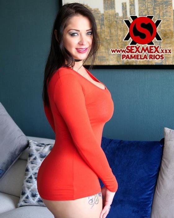 SexMex.xxx - Pamela Rios - STEPMOTHER MI EROTIC MODEL PART 3 [2019 HD] (incest)