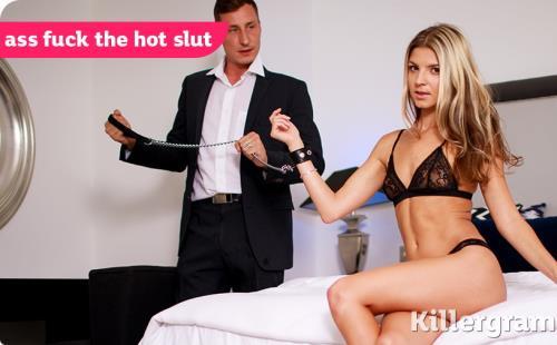 Gina Gerson - Ass fuck the hot slut (2019/Killergram.com/HD)