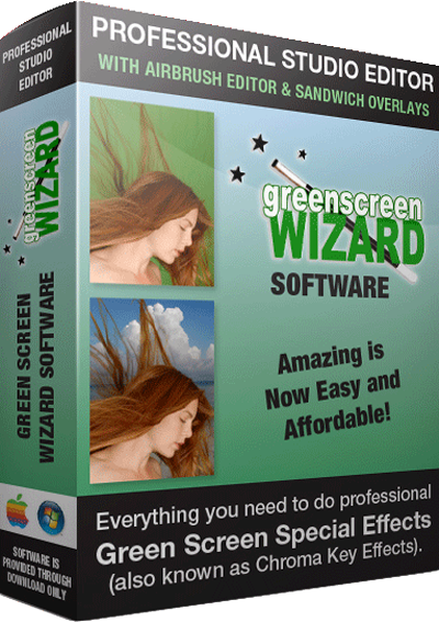 Green Screen Wizard Professional v10.6 + Portable