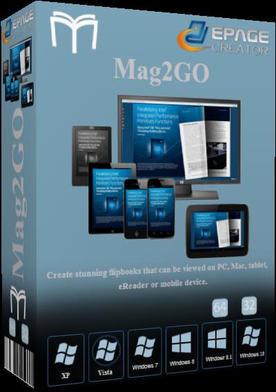 Alive Software Mag2GO Enterprise v2.0.14691 + Portable