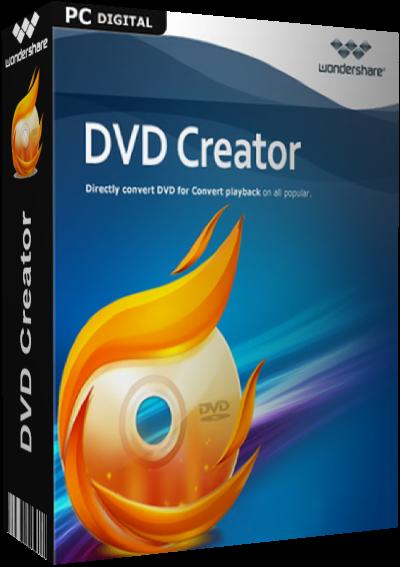 Wondershare DVD Creator v6.2.5.115 + Portable
