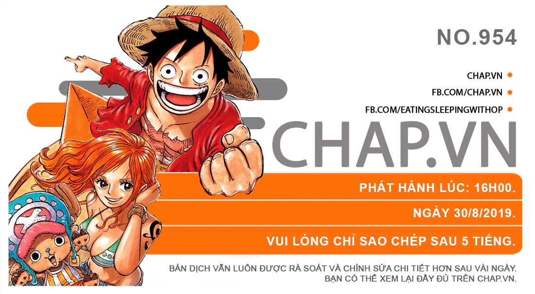 One Piece Chap 954 - Truyen.Chap.VN