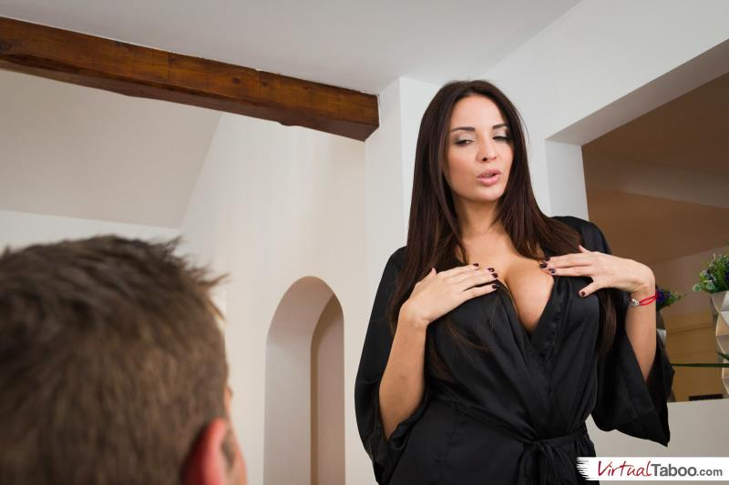 VirtualTaboo.com - Anissa Kate - Motivation lesson from step mom Anissa [HD 960p]