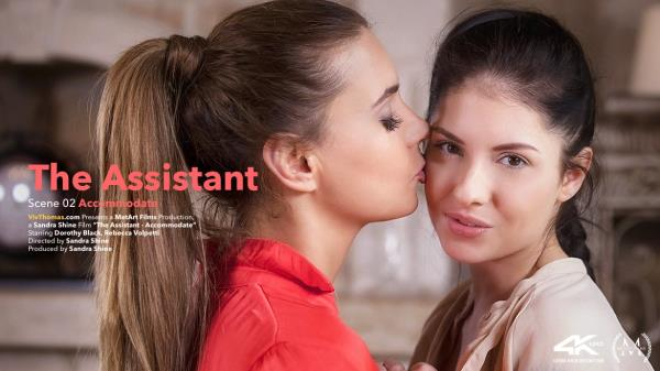 Dorothy Black,Rebecca Volpetti - The Assistant Episode 2 - Accommodate (2019/FullHD)