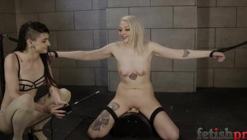 Arielle - Arielle Sybian Slave (FullHD)