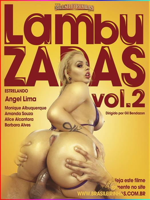 Lambuzadas 2  Brasileirinhas (FullHD/2.07 GB)