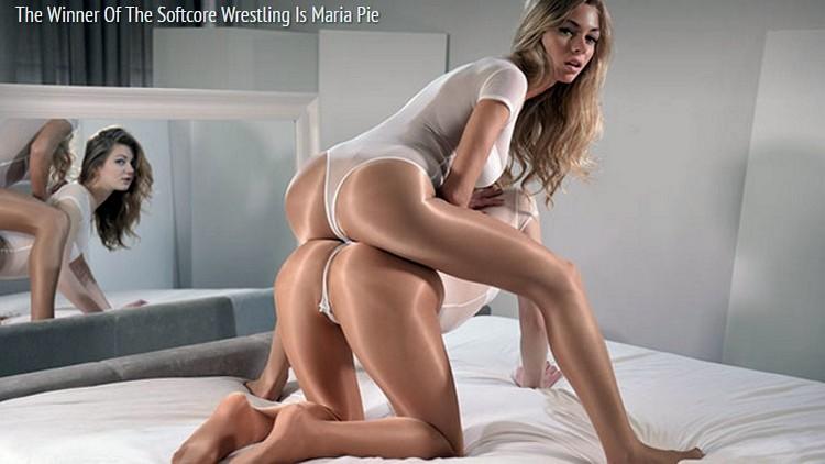 StraplessDildo.com - Maria Pie, Lolly Gartner - The Winner Of The Softcore Wrestling Is Maria Pie [FullHD 1080p]
