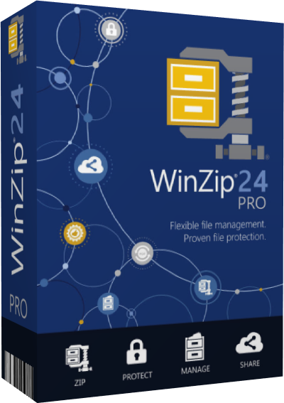 WinZip Pro v24.0 Build 13618g (x32-x64)
