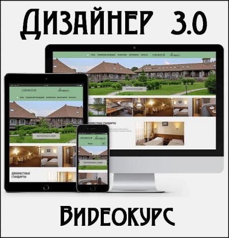 Дизайнер 3.0. Видеокурс (2019) PCRec