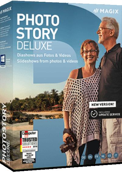MAGIX Photostory Deluxe 2020 v19.0.1.18 (x64)