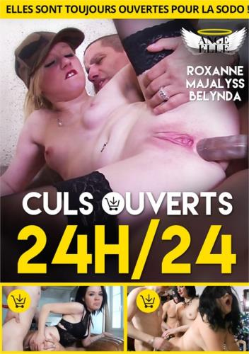 Culs ouverts 24H24 (HD/2.24 GB)
