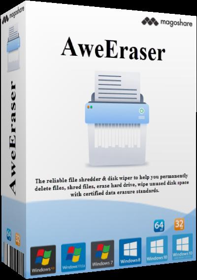 Magoshare AweEraser v3.4 + Portable
